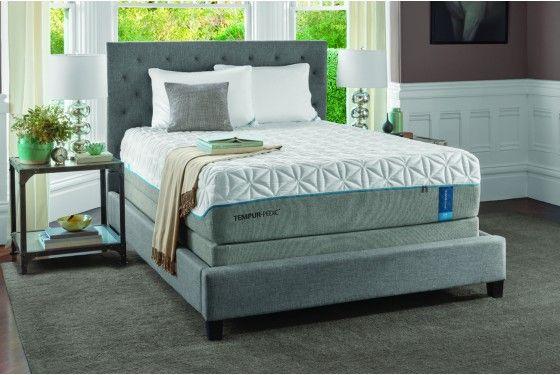 The Tempur Pedic Cloud Luxe Provides Pillowy Softness And Plush Comfort Tempurpedic Mattress Mattress Tempurpedic Bed
