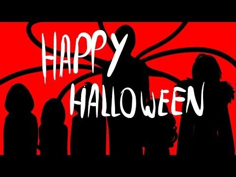Creepypasta Red Lips Meme Happy Halloween Youtube