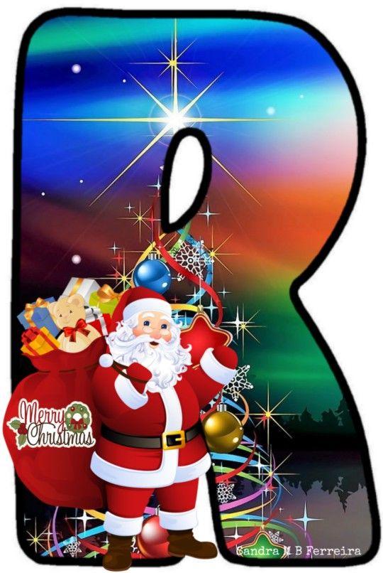 Pin By Ana Maria Amza On Alfabeto Completo Iii Christmas Alphabet Seasons Greetings Alphabet