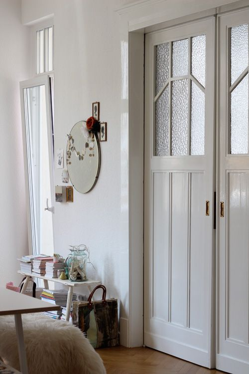 Holly Becker doors