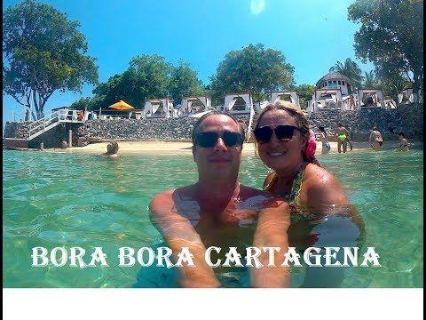 Playas nudistas en colombia cartagena