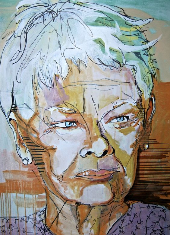Judi Dench by Laura Thompson