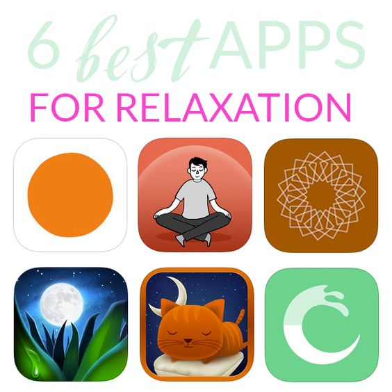 6 Best Apps for Relaxing Meditation, We and Tech