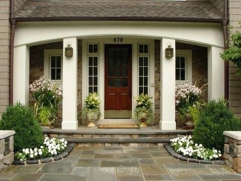 Front Entries Ideas Chic Front Entrance Ideas Best Images On