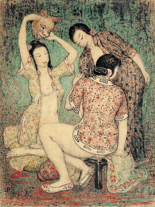Chinese Modern Artist Pan Yuliang (1899–1977)