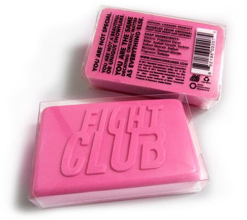 Fight Club Soap | DudeIWantThat.com