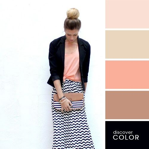 como combinar mi ropa | ActitudFEM