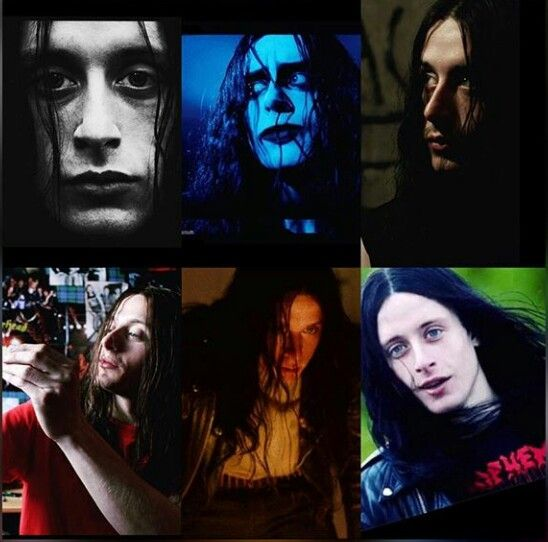 Rory Culkin is Euronymousis in Lords of chaos Movie | Chaos lord ...