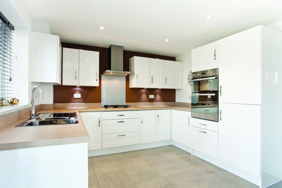 Bovis Homes Kitchen Choices