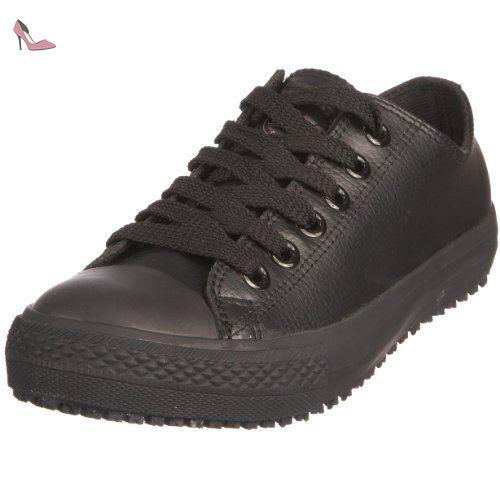 Chaussures pour Crews 29167–41/7Style Revolution II antidérapant pour femme Baskets, taille 7, Noir