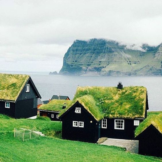 Kalsoy, Faroe Islands Photo by @ananya.ray: