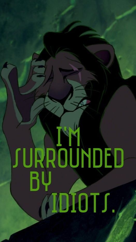 Scar Phrases Disney Characters Wallpaper Disney Phone Wallpaper Lion King Poster