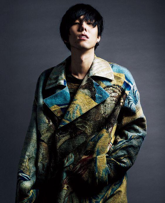 オシャレジャケットの野田洋次郎