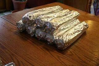 Wrap your celery, broccoli,  and lettuce in foil b4 u put them in the fridge and tgey will last weeks instead of days.