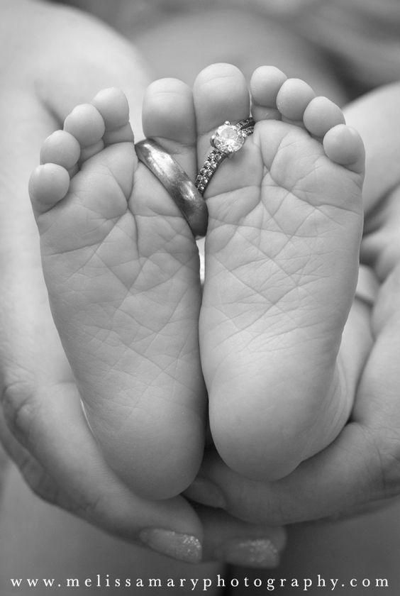 newborn, newborn photography, baby toes, newborn toes, rings on toes, family photography, infant photography, black and white  http://www.melissamaryphotography.com http://www.facebook.com/MelissaMaryPhotography