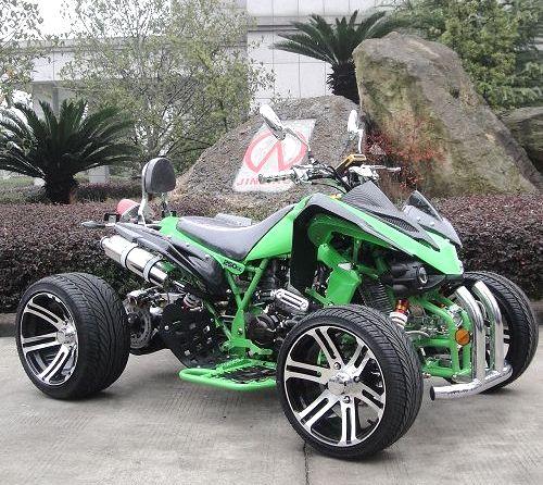 250cc Atv Four Wheeler Atv 4 Speed Manual With Reverse Racing Atv