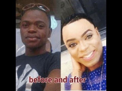Image result for Adesuwa Onyenokwe Talks To Bobrisky About Bae, Bleaching & Is He Gay?