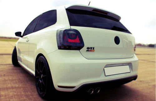 Vw Polo Mk5 6r Gti Look Spoiler From 2009 Volkswagenpolomk5