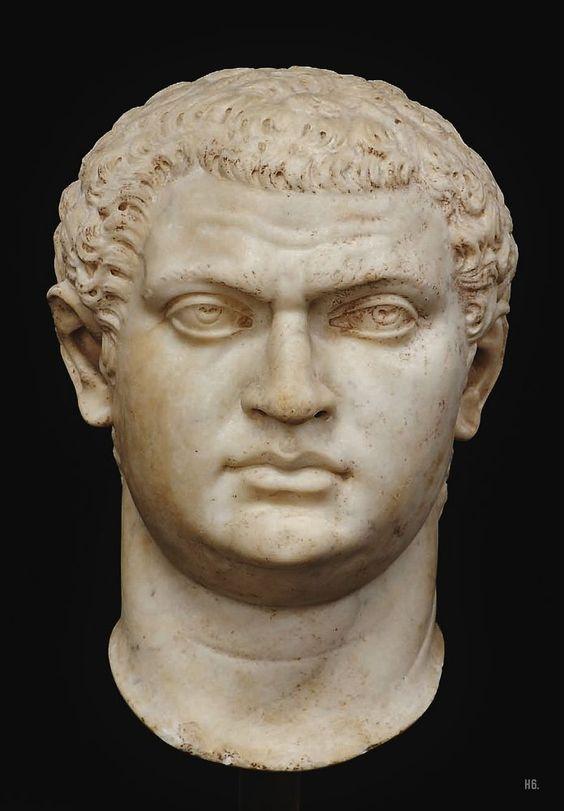 Hasil carian imej untuk geta rome emperor