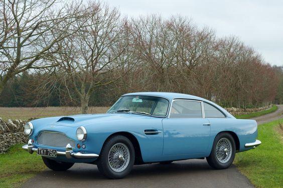 1960 Aston Martin DB4 - Series II | Classic Driver Market