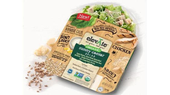 Bowl-and-sleeve #plastic #packaging 'elevates' Ready Pac salads, via Packaging Digest