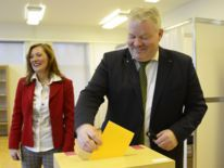 Pirate Party fails to top the vote in Iceland