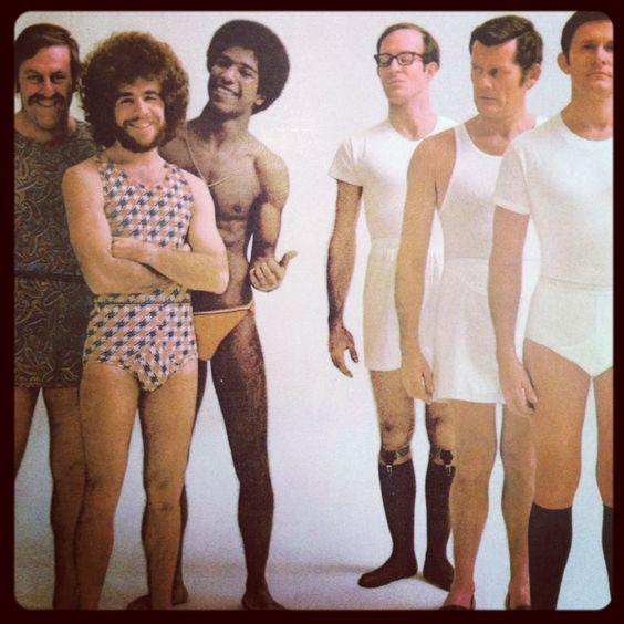 Jockey Underwear Ad, 1970's