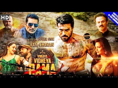 Vinay vidheya Rama (2019) new south indian hindi dubbed movie Ram charan,  kiara advani in 2020 | Latest hindi movies, Hindi bollywood movies, New hindi  movie