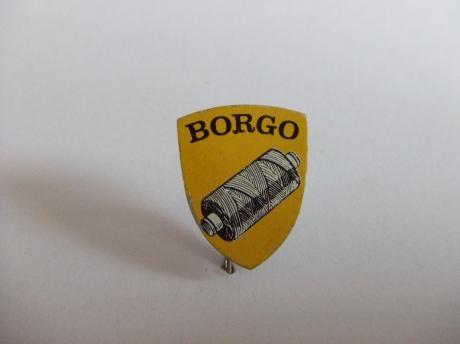Borgo naaigaren speldje