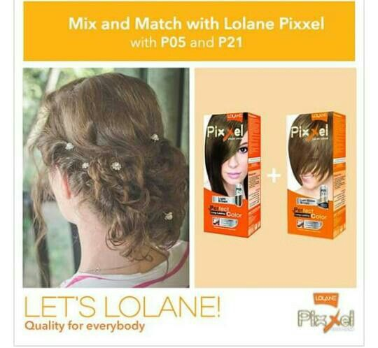Lolane Pixxel Beauty Hair Color
