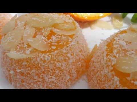 تحلية البرتقال الباردة و المنعشة Orange Dessert Recipes By Zaineb Kitchen Youtube Desserts Food Gummy Candy