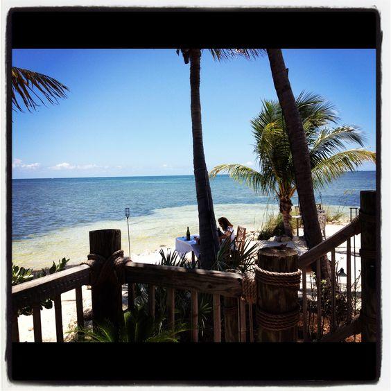 Little Palm Island brunch, Florida Keys