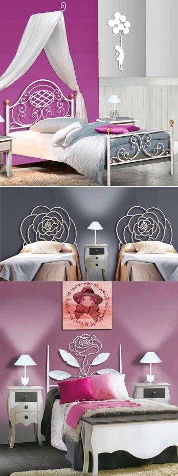 Camas y cabeceros de decoracion beltran en google www - Decoracion de camas ...