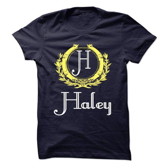 Limited Edition Haley T Shirt, Hoodie, Sweatshirts - tshirt design #hoodie #Clothes