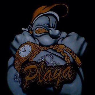 Popeyes Gone Gangster #Popeye #Gangster #thug #thuglife # ...