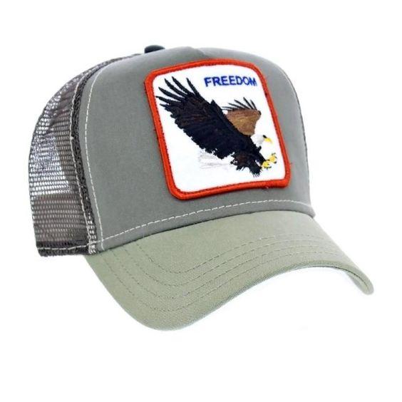 Condor Flat Bill Trucker Tiene Gorra de b/éisbol