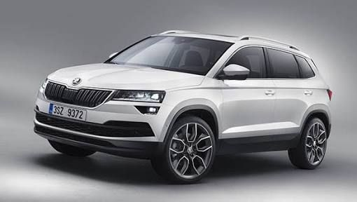 Skoda Karooq To Be Launched In April 2020 Bookings Started In 2020 New Upcoming Cars Skoda Latest Cars