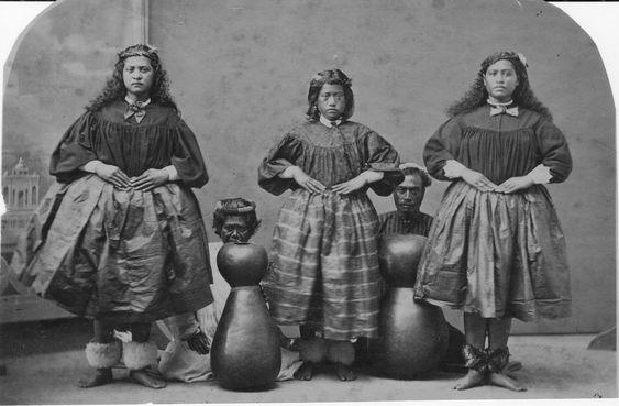 hawaiano hawaii nativos