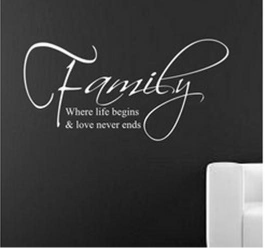 Citations famille recherche google deco pinterest recherche et google - The house in which life starts over ...