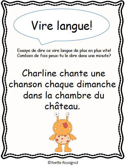 "Drôles d'animaux! (Comptine, activités, le son ""ch"") French Immersion, 1er cycle:"