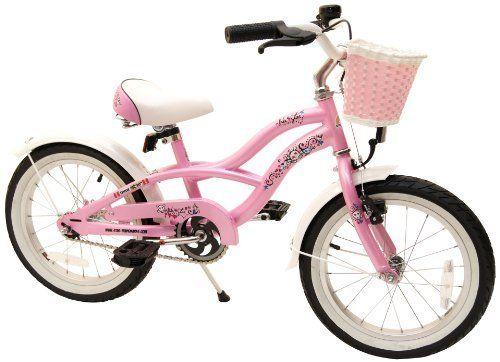 Bike Star 40 6cm 16 Inch Kids Children Girls Bike Bicycle