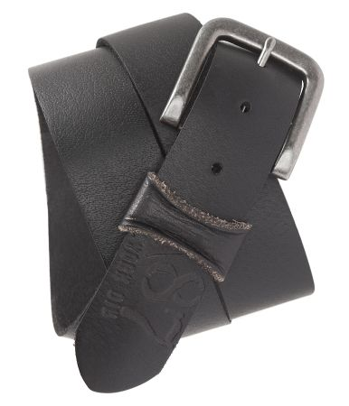 A87 Core Leather Belt - Aeropostale