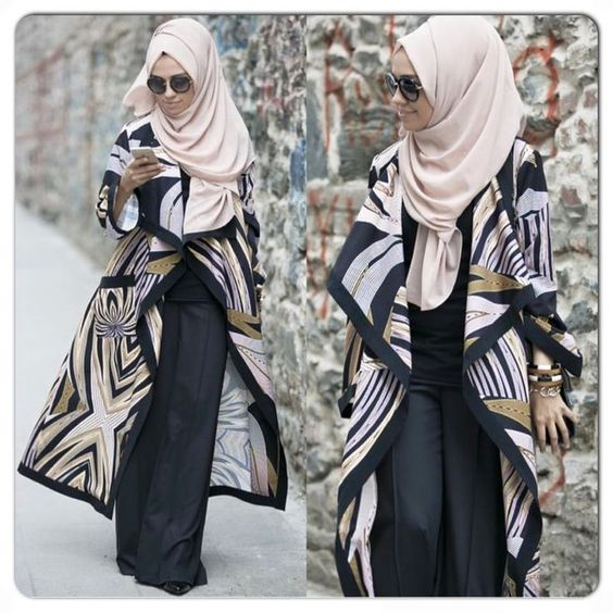 Hijab Fashion 2016/2017: 11109191_967092943303798_8031466541432284703_n.jpg (960960)  Hijab Fashion 2016/2017: Sélection de looks tendances spécial voilées Look Descreption 11109191_967092943303798_8031466541432284703_n.jpg (960960):