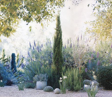 Saladino S Montecito Home Landscaped Using Del Rio Gravel Gravel