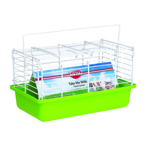 Kaytee Hamster Take Me Home Small Travel Carrier, Colors Vary >>> For more information, visit now : Dog carrier