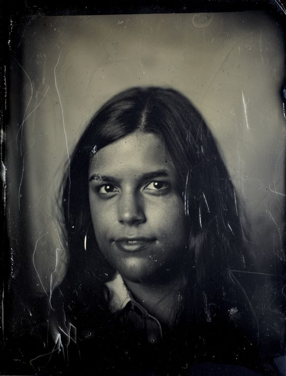 2012, 4x5 Tintype by Sean McCormick photography, nyc, Modern Tintype, Dry Plate Tintype, large format photography, antique photographic process, sean-mccormick.com, NYC tintype, commercial tintype.