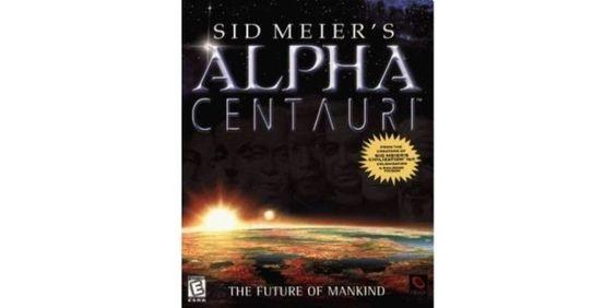 Platz 32: Sid Meier´s Alpha Centauri