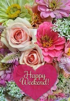 <3 <3 Happy Weekend!