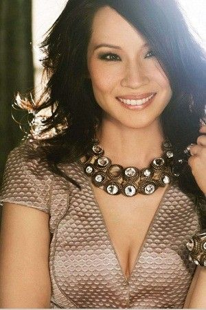 Lucy Liu- Bad ass. Gorgeous. Love her freckles. She never ages!