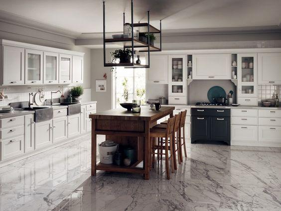 Cucina in rovere Baltimora | Sito ufficiale Scavolini | Idee per ...